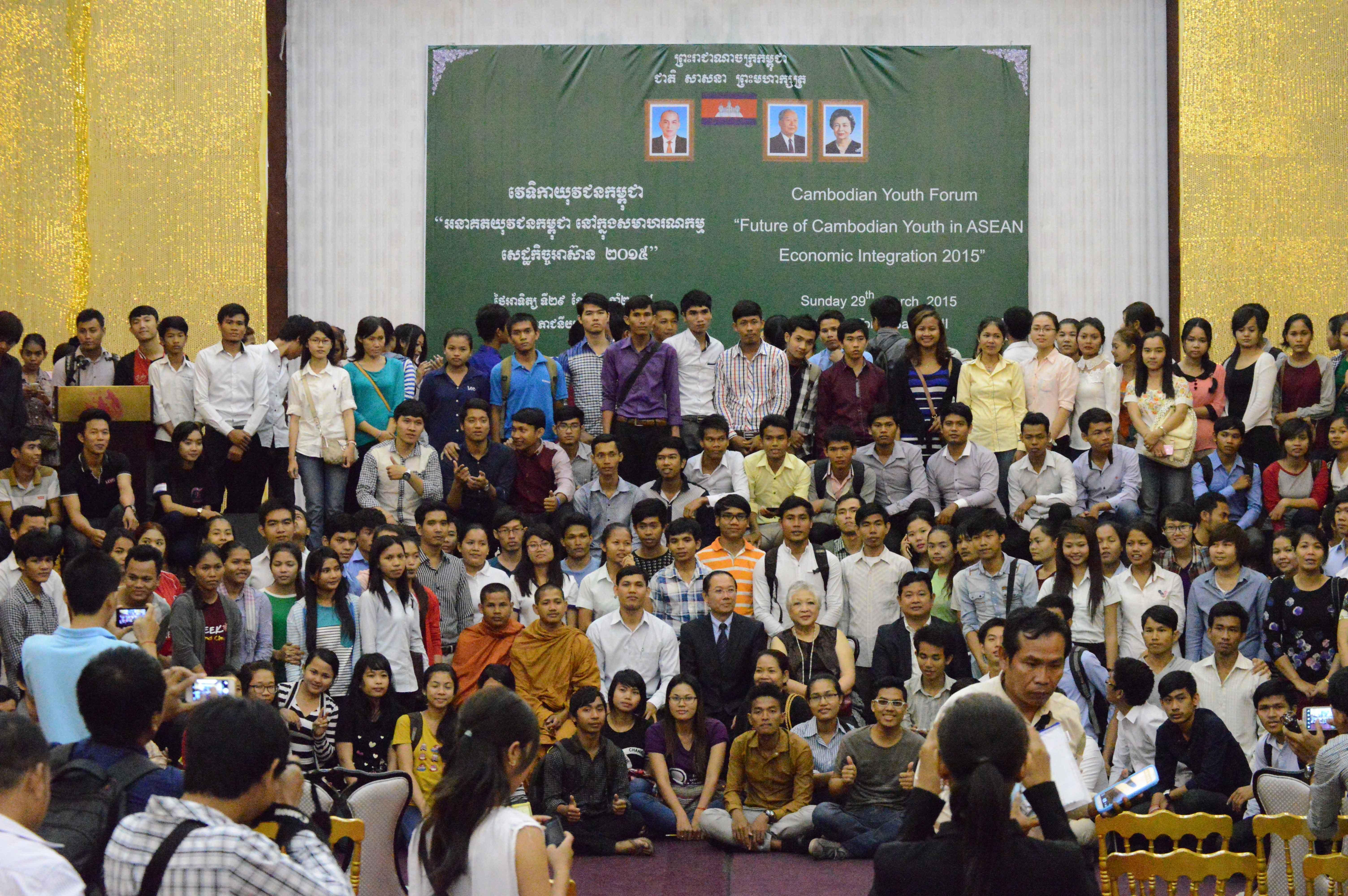 Group Photo at CYF