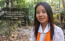 The challenges of YWA-Ms Sreyleak